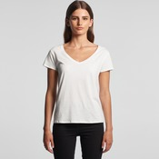 AS Colour La Brea V Neck Womens Tee