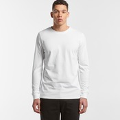 AS Colour Base Longsleeve Cuff Tee - Same Day Dispatch