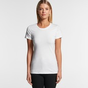 Women's Wafer Boutique Fashion Tee by 'As Colour '