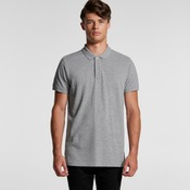 AS Colour Mens Pique Polo 5411
