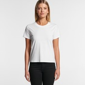 AS Colour Women's Cube Tee - 4003