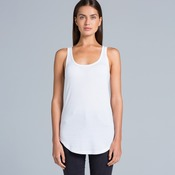 Women's Dash Racerback Singlet  by AS Colour