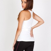 Ladies T Back Singlet
