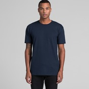 Men's AS Colour Staple T Shirt Embroidery