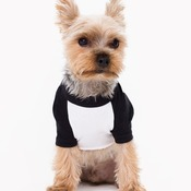 Small Dog 3/4 Raglan Tee